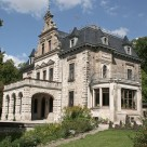"""Villa Haar""– Wintergarten und Terrassenportal"