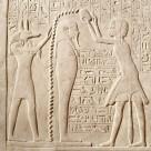 Zwei Wandreliefs aus dem Grab des Merymery