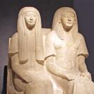 Skulptur– Grabstatue Maya und Merit