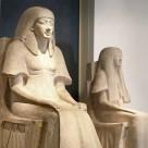 Skulptur– Grabstatue des Maya
