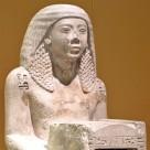 Skulptur– Grabstatue des Raia