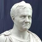 """Skulptur– """"Carl August von Sachsen-Weimar (1757–1828)"""""""