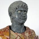 "Skulptur– ""Kaiser Nero (37–68 n. Chr.)"""