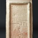 Relief– Stele des Neferhotep