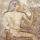 Relief– Stele und Portalgewände aus dem Grab des Hatiay