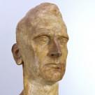 "Plastik– ""Portrait Ernst Hardt"""