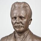 """Plastik– """"Prof. Dr. Eduard Scheidemantel"""""""