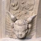 Renaissance-Portal des Schloss Ehrenstein