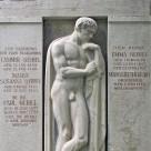 Grabanlage für Margarete Geibel (1876–1955)