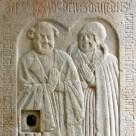 Epitaph des Vorstehers vom Heilig-Geist-Stift in Eisleben