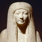 Skulptur– Grabstatue der Merit (Meryt)