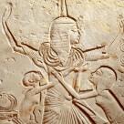 Grabrelief des Horemheb