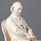 """Statuette– """"Eduard Mörike"""""""