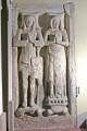 Bestands- und Zustandserfassung der Doppelgrabplatte für den Grafen Friedrich von Orlamünde (geb. 1365) und seine Gemahlin