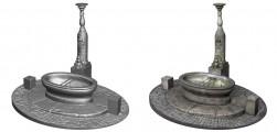 3D-Digitalisierung des Geleitbrunnens in Weimar