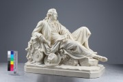 "Plastik –  ""Johann Wolfgang von Goethe"" (1749 - 1832), Endzustand"