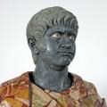 """Skulptur — """"Kaiser Nero"""" (Endzustand)"""
