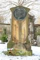 Grabstein für Martin Tonndorf — Vorzustand