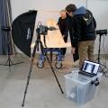 Für den Ausstellungskatalog werden die restaurierten Objekte in unserer Werkstatt durch den Fotografen Alexander Burzik fotografiert.
