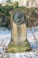 Grabstein für Karoline Tonndorf — Vorzustand