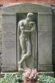 Grabanlage für Margarete Geibel (1876-1955) — Vorzustand