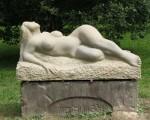 """Skulptur """"Beate"""" von Walter Sachs (Quelle: http://www.waltersachs.de/galerie/skulpturen/beate/)"""