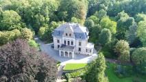 Weimar Villa Haar in der Vogelperspektive - eine Luftaufnahme mit unserer Drohne