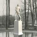 Entwurfsmodell Wildenbruch-Denkmal« in Weimar