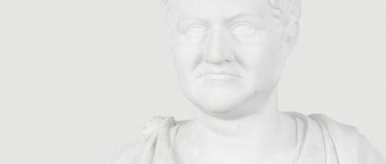 Büste »Carl August, Großherzog Sachsen-Weimar-Eisenach« von Johann Peter Kaufmann, 1818