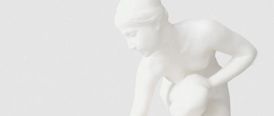Figur »Wasserschöpferin« von Emil Kauer